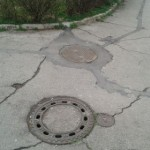 Novobeogradski trotoari