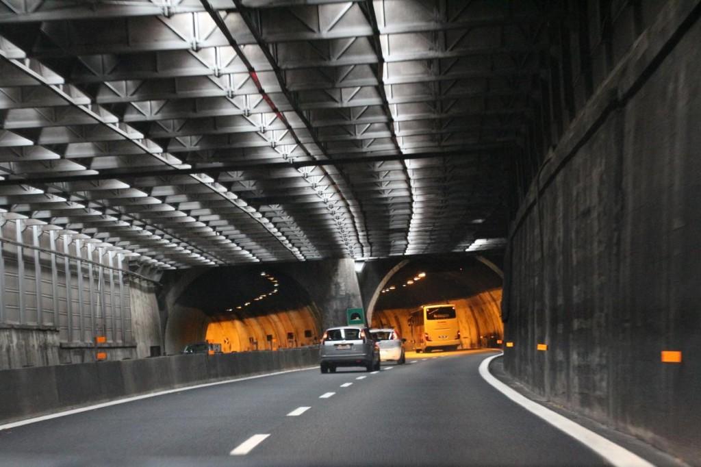 autoput tunel