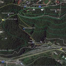 Košutnjak – staze za trčanje i pešačenje