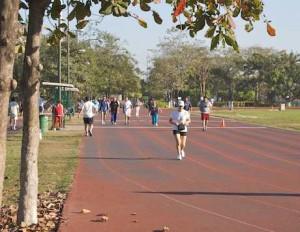 Running Track Puerto Vallarta