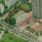 Predlog za izgradnju parkinga kod Genex-a
