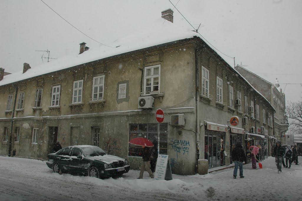 Rodna kuća Dimitrija Davidovića