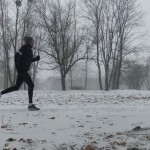 Kako se obući za zimsko trčanje?
