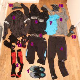 Zimsko trčanje – spisak garderobe