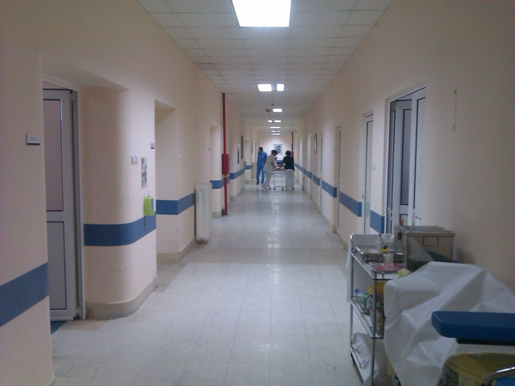 Boravak u bolnici (ortopedija Banjica) – prijem
