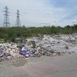 Deponije na Novom Beogradu