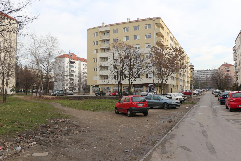 Predlog za izgradnju novih parkinga u Bloku 34