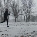 Trčanje zimi i po hladnom vremenu
